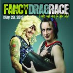 Part of the event poster for the Ashgate Hospice Fancy Drag Race