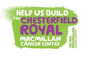 Macmillan Chesterfield Royal Appeal Logo