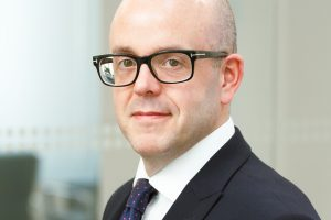 Headshot of James Parden, and Associate at the Sheffield office of BRM Solicitors