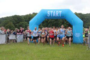 Helen's Trust Chatsworth 10K Starting Line